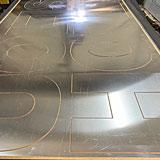 алуминий, материал за декорация
