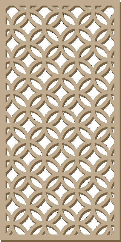 Декоративна решетка Модел 21