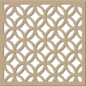 Модели на декоративни решетки